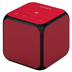 Boxa portabila SONY SRS-X11R, 10W, Bluetooth, NFC, Rosu, Conectivitate bluetooth: 1
