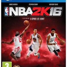 Joc software NBA 2K16 PS4 Rockstar Games