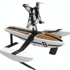 Drona Parrot Hydrofoil Drone New Z, Foto, Video (Alb)
