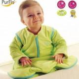 PurFlo Sac de dormit PurFlo, uni 9-18 luni (90 cm)