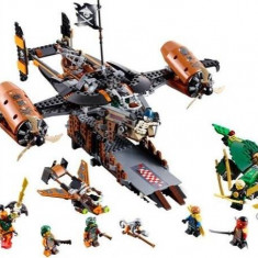 LEGO® Ninjago misfortunes keep 70605