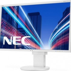 Monitor NEC MultiSync LED EA273WMi 27'' wide FHD, IPS TFT, DVI/HDMI/USB/DP, alb - Monitor LED NEC