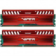 Memorie Patriot Viper 3 Red 16GB DDR3 1600 MHz CL10 Dual Channel Kit - Memorie RAM