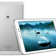 "Tableta Huawei Mediapad T1 Silver 4G/10""/QC/1GB/16GB/2MP/5MP/4800mAh, 9.6 inch, Wi-Fi + 4G, Android"