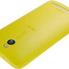 Skin TPU Asus ZenFone 2 ZE551ML Yellow - Husa Telefon