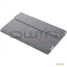 ASUS Husa Transcover 7', pentru MemoPad, interior microfobra, exterior poliuretan, culoare gri - Suport auto tableta
