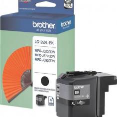 Brother Cartus Brother LC-129XLBK Negru 2400 pag - Cartus imprimanta