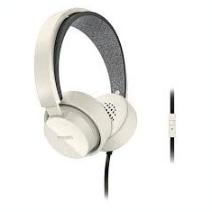 Căşti Philips SHL5205WT/10, Casti On Ear, Cu fir, Mufa 3, 5mm, Active Noise Cancelling