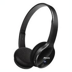 Căști Philips SHB4000WT/10 fejhallgató, Casti On Ear, Active Noise Cancelling