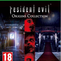 Joc software Resident Evil Origins Collection Xbox One Capcom