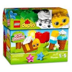 LEGO® LEGO Ladă creativă (10817)