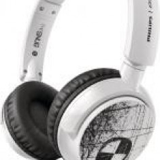 Căști Philips SHO4300WT/00, Casti Over Ear, Cu fir, Mufa 3, 5mm, Active Noise Cancelling