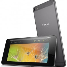 Tabletă Lenovo PHAB Plus PB1-770M (ZA070011BG) 32GB Wi-Fi + 4G/LTE tablet + telefon, Gray (Android), 6.8 inch