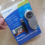 Telecomanda remote prezentari PowerPoint wireless Kensington - sigilat