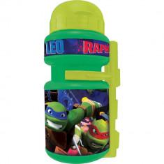 Sticla apa Ninja Turtles Eurasia E80185 - Aparat aerosoli copii