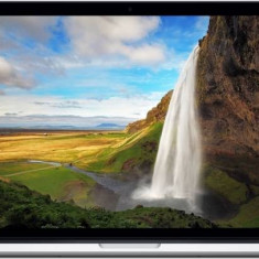 Laptop Apple MacBook Pro 15'' Retina, Quad-core i7 2.2GHz, 16GB, 256GB SSD, Intel Iris - Laptop Macbook Pro Retina Apple, 15 inches, Intel Core i7, 250 GB
