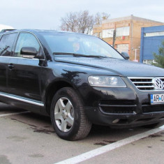 Vw Touareg Autoutilitara, 3.0 V6 TDI, an 2007, Motorina/Diesel, 225000 km, 2997 cmc