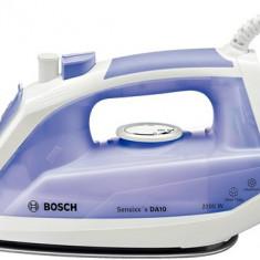 Fier de calcat Bosch Sensixx'x DA10 TDA1022000, Palladium-Glissee, 2200 W, Alb/Mov