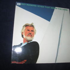 Kenny Rogers ‎– Eyes That See In The Dark _ vinyl(LP, album) Germania - Muzica Country rca records, VINIL