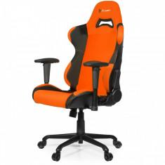 Scaun gaming Arozzi Torretta, portocaliu
