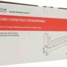 Tambur EP OKI magenta | 20000pag | C810/C830/MC860/MC801/821/MC851/MC861 - Cilindru imprimanta