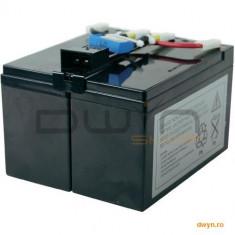 APC Acumulator pentru SMT750I, SUA750I (RBC48) - UPS