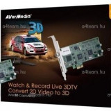 AVerMedia Tuner Hybrid AVerTV Capture HD H727, PCI-e - TV-Tuner PC