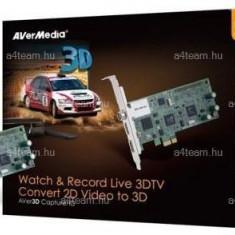 AverMedia AVerMedia Tuner Hybrid AVerTV Capture HD H727, PCI-e - TV-Tuner PC