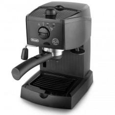 Espressor DeLonghi EC 151.B, sistem cappuccino, emisie reglabila aburi, negru - Cafetiera