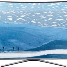SAMSUNG Tlevizor curbat Samsung UE43KU6500 UHD LED SMART - Televizor LED Samsung, 108 cm, Ultra HD, Smart TV