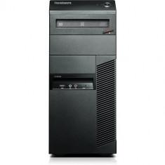 Lenovo ThinkCentre M91p Core i7-2600 3.40GHz 8GB DDR3 500GB HDD SATA DVD Tower Soft Preinstalat Windows 7 Professional - Sisteme desktop fara monitor