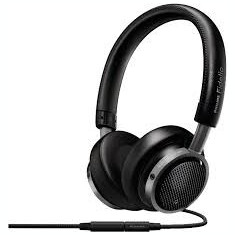 Căşti Philips M1/00, Casti On Ear, Cu fir, Mufa 3, 5mm, Active Noise Cancelling