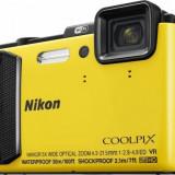 Nikon COOLPIX WATERPROOF AW130 Diving Kit (yellow) VNA844K002