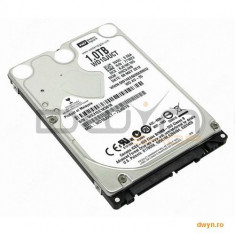 WD HDD AV-25 (2.5'', 1TB, 16MB, 5400 RPM, SATA 3 Gb/s) - Hard Disk Western Digital