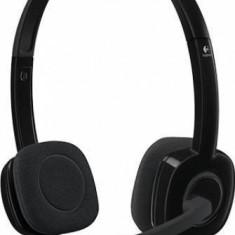 LOGITECH Stereo Headset H151 – EMEA - One Plug - Casca PC