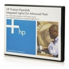 HP Licenta Server HP iLO Advanced including 1yr 24x7 Technical Support and Updates Single Server Licens - Sistem de operare