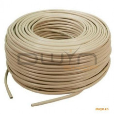 Cablu UTP LOGILINK, cat. 5e, 4x2 AWG 24/7, PVC, 305m, 'CPV0015' - Adaptor Tableta