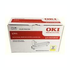 Oki Tambur EP OKI galben| 20 000pag | C711 - Cilindru imprimanta