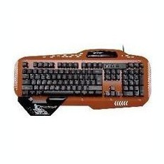 Tracer tastatura gaming Enduro USB, US,, Cu fir