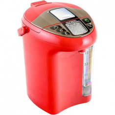 OURSSON Fierbator Oursson Thermo Pot TP4310PD/RD, 4.3l, 750W, Rosu - Aparat Gatit Aburi