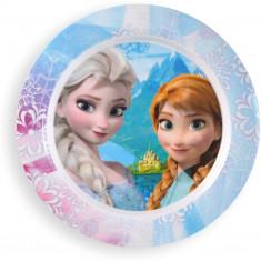 Farfurie melamina Frozen Lulabi 9834701 - Vesela bebelusi