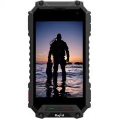 RUGTEL Smartphone Rugtel Tank x10 dual sim 8gb lte 4g negru ip68 - Telefon mobil Dual SIM