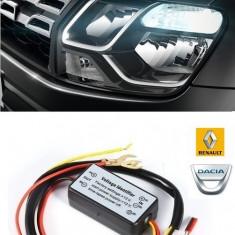 Modul Lumini De Zi (DRL) aprindere stingere automata faruri si lumini de zi 12v Dacia-Renault