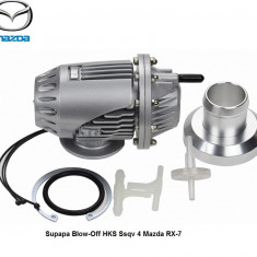 Supapa Blow-Off HKS Ssqv 4 Mazda RX-7 - Blow Off Valve