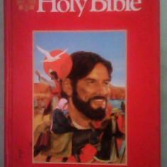 Holy Bible (International children's Bible) - Biblia pentru copii