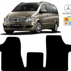 Covorase din material textil Premium Mercedes-Benz Vito/Viano 2003-2014