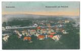 3578 - Bucovina, CERNAUTI, Railway Station - old postcard - unused, Necirculata, Printata
