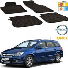 Set covorase auto Hitech cauciuc Opel Astra H 2004-2010 (hatchback, caravan)