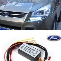 Modul Lumini De Zi (DRL) aprindere stingere automata faruri si lumini de zi 12v Ford