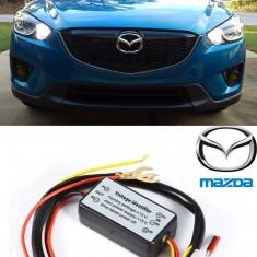 Modul Lumini De Zi (DRL) aprindere stingere automata faruri si lumini de zi 12v Mazda